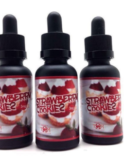 Tom Strawberry Cookies