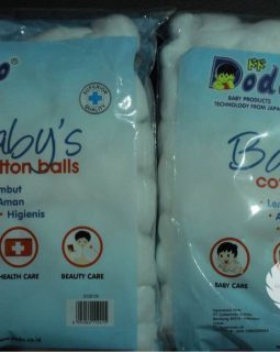 Dodo Cotton Balls