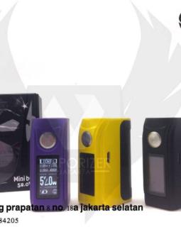 ALPHAFOX minibolt 52 watt