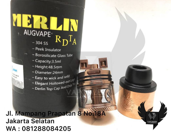 Merlin Mini RDTA