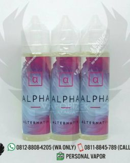 Alternative Alpha Liquid