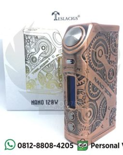 Tesla Nano 120W Steampunk (Authentic)