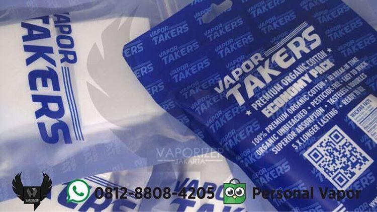 Vapor Takers Cotton