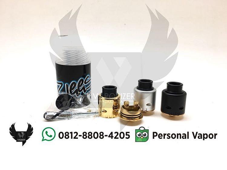 Ziggs V2 RDA 24mm (Authentic)