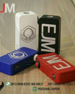 Craving Vapor HexOhm V3.0 EJM Edition (Authentic)