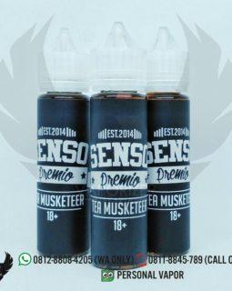 Senso Premio Tea Musketeer Liquid