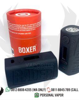 Hugo Vapor Boxer Rader 211w TC Mod