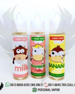 Vaper Need Milk Series Liquid