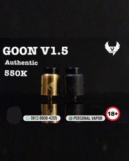 528 Custom Vapes Goon V1.5 RDA 24mm (Authentic)