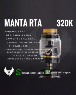 Advken Manta RTA 24mm (Authentic)