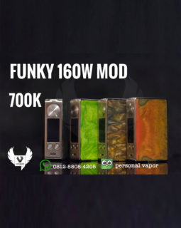Aleader Funky 160w TC Mod