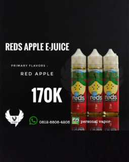Iced Reds Apple E-juice Liquid