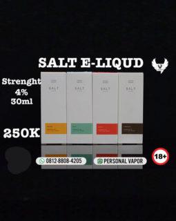 Salt E-Liquid
