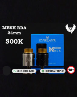 Vandy Vape Mesh RDA 24mm (Authentic)