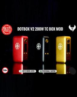 Dotmod Dotbox V2 TC Box Mod