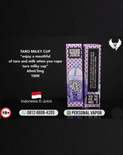 Taro Milky Cup Liquid