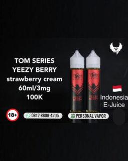 Tom Series Yeezy Berry Liquid