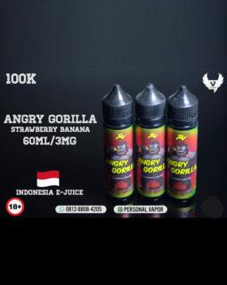Angry Gorilla Liquid