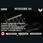 Charger Nitecore D4 Digicharger