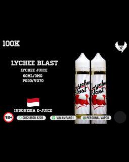 Lychee Blast Liquid