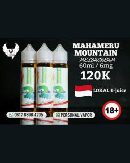 Mahameru Mountain Liquid