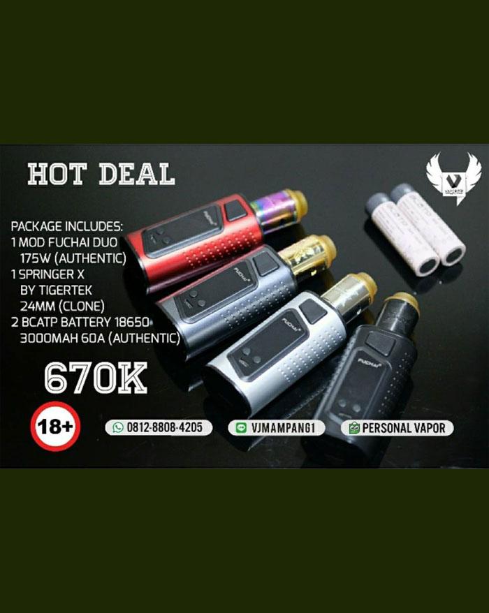Paket Hot Deal 5