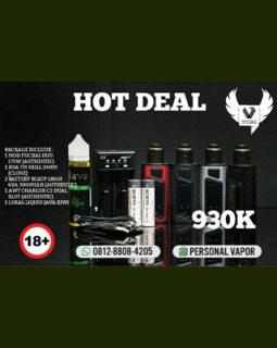 Paket Hot Deal 8