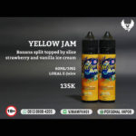 Yellow Jam Liquid