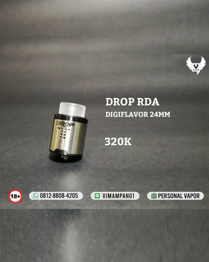 Digiflavor Drop RDA 24mm (Authentic)