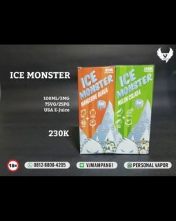 Ice Monster Liquid