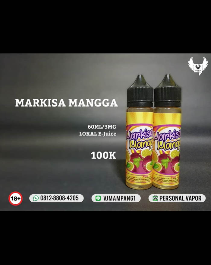 Markisa Mangga Liquid