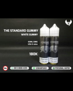 SAVEURvape. The Standard Gummy Liquid
