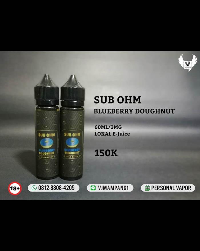 Sub Ohm Liquid