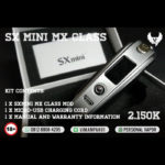 YiHi SXmini MX Class 75w TC Mod