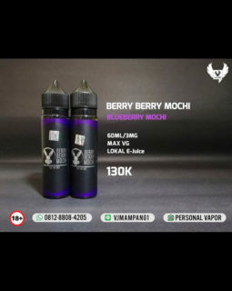 Berry Berry Mochi Liquid