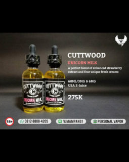 Cuttwood Unicorn Milk Liquid