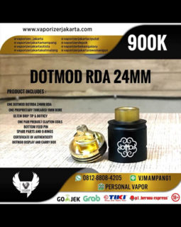 Dotmod dotRDA 24mm (Authentic)