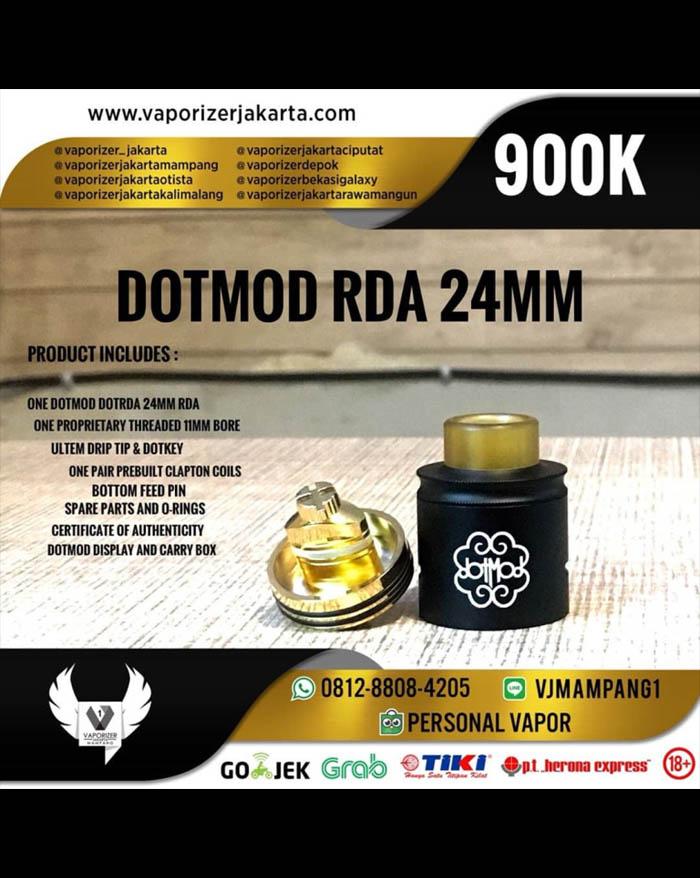 Dotmod dotRDA 24mm (Authentic)