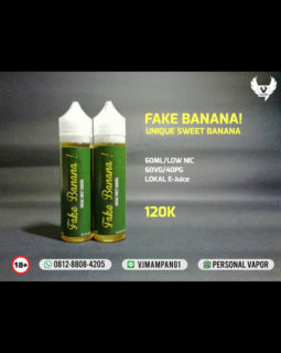 Fake Banana! Liquid