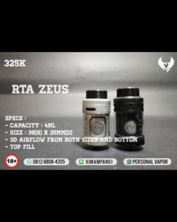 GeekVape Zeus RTA 25mm (Authentic)