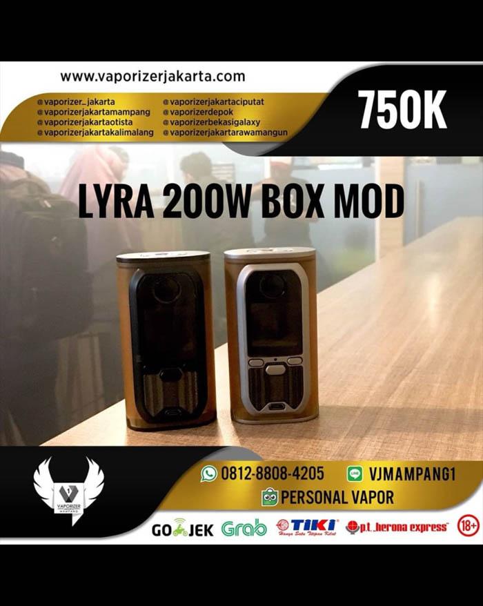 Modefined Lyra 200w TC Mod