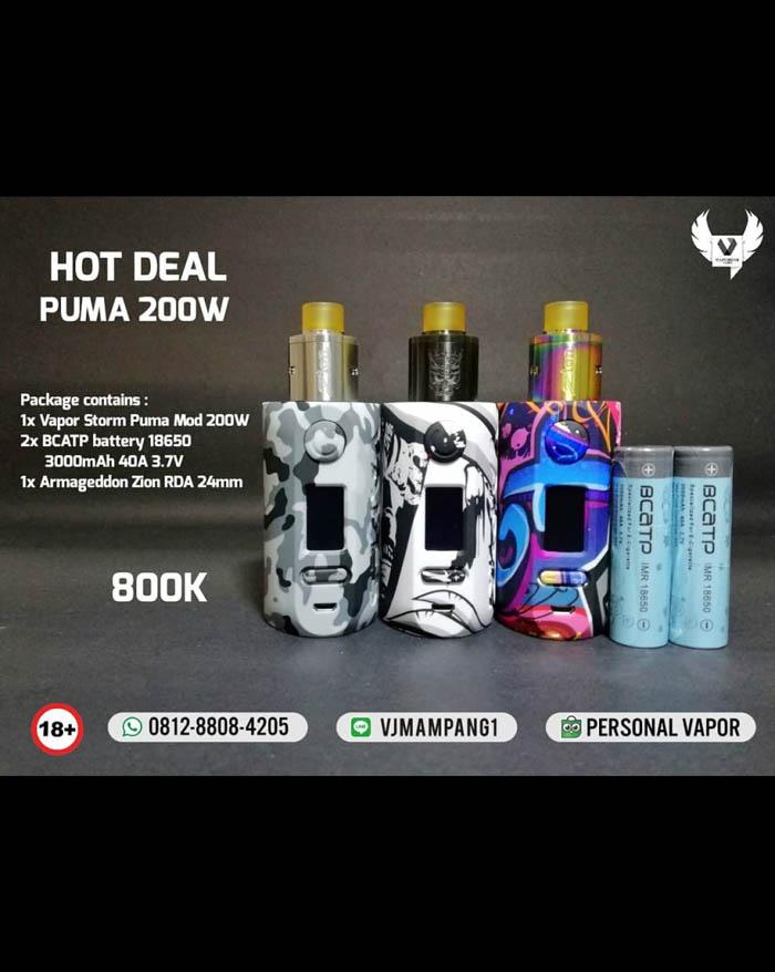Paket Hot Deal 12