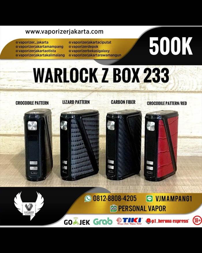 Rofvape Warlock Z-Box 233w TC Mod