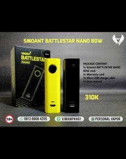 Smoant Battlestar Nano 80w