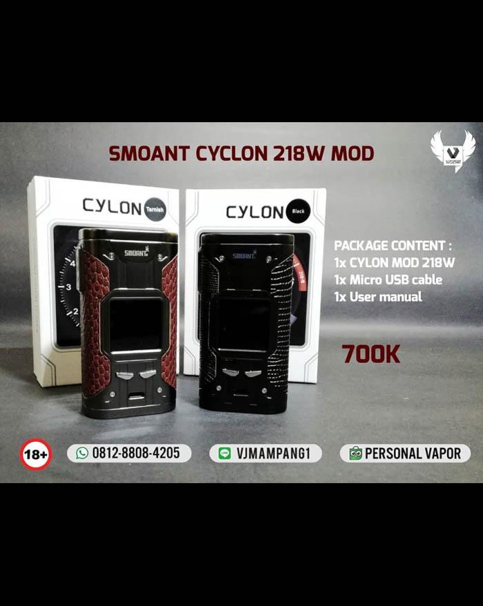 Smoant Cylon 218w TC Mod