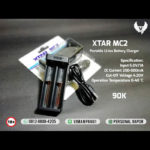 XTAR MC2 Li-ion Intelligent Battery Charger