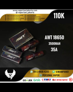Battery AWT 18650 3500mAH 35A