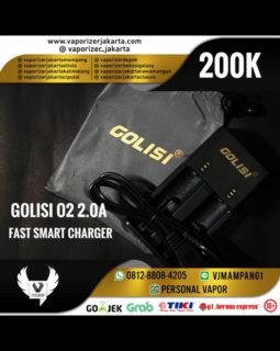 Golisi O2 Smart Charger