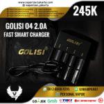 Golisi O4 Smart Charger