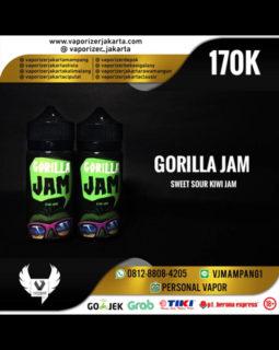 Gorilla Jam Liquid